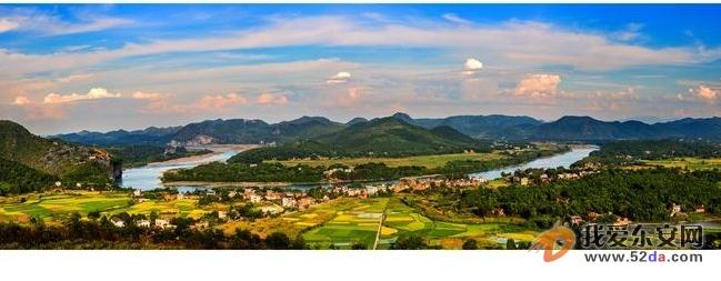 紫溪半岛农场花海世界
