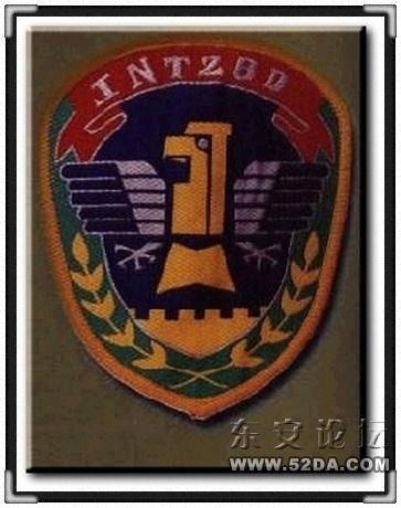 解放军特殊部队臂章帽徽